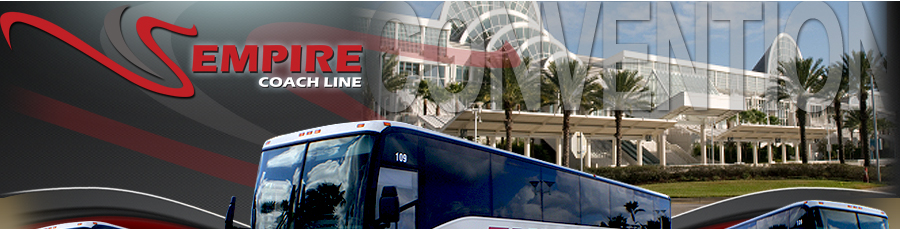 Empire Coach Line - Luxury Motorcoach and Charter Bus